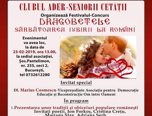 Festival-Concurs Dragobetele Sarbatoarea Iubirii la Români