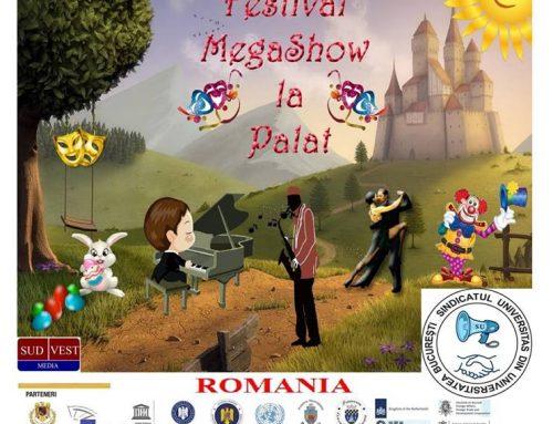 Festival Concurs National/Miss & Mister Romania 2019 Megashow la Palat