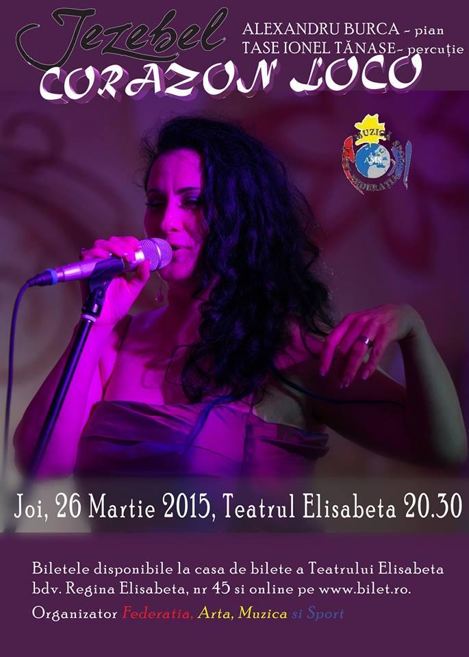 Jezebel Corazon Loco
