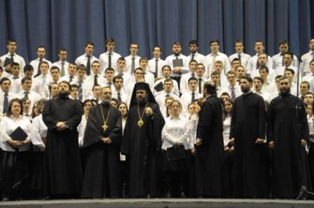 Concertul de colinde al Facultăţii de Teologie Ortodoxă