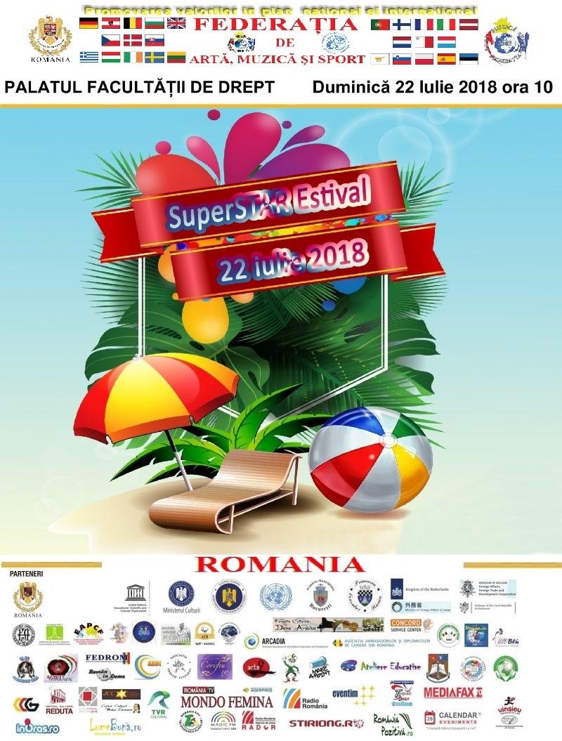 Festivalul Concurs – National SuperSTAR Estival