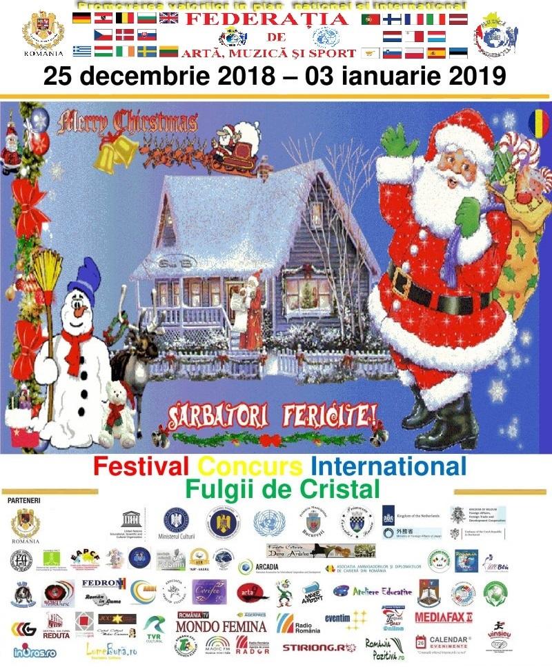 Festival Concurs Internațional Fulgii de Cristal