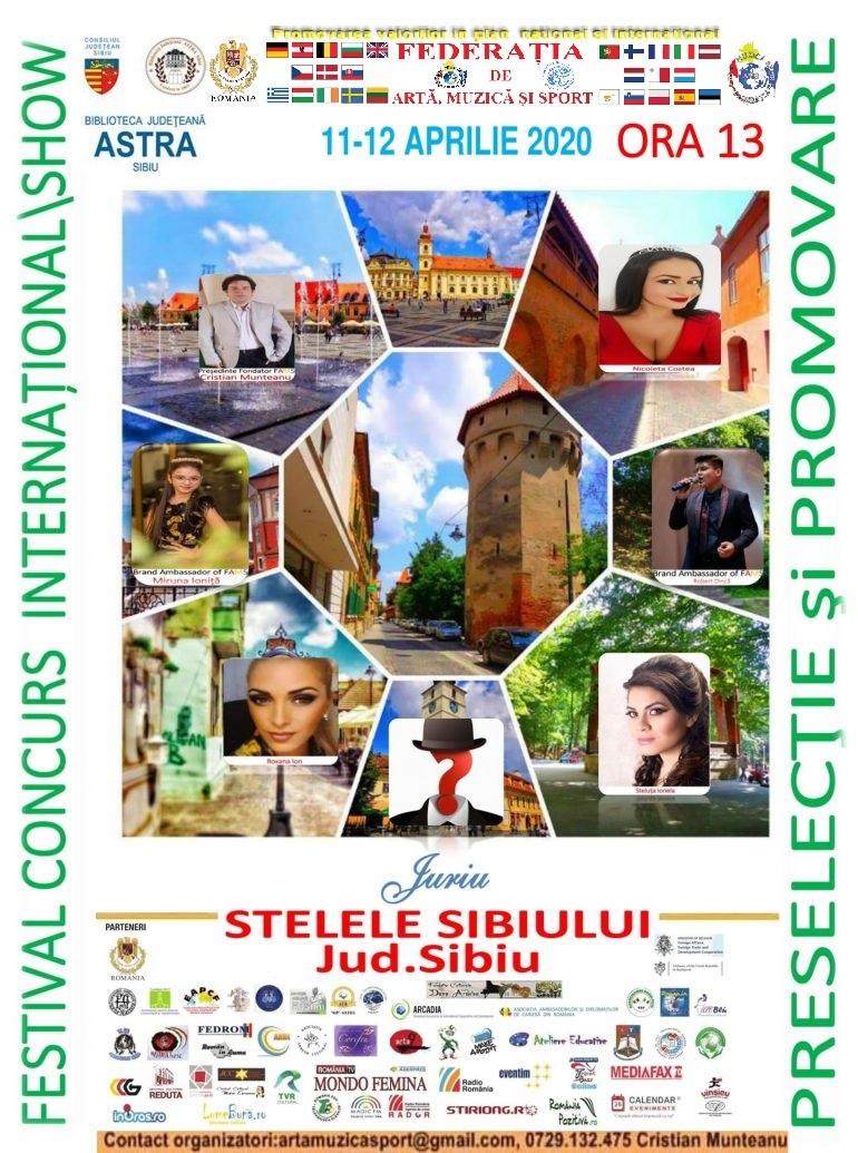 Festival International Concurs Stelele Sibiului